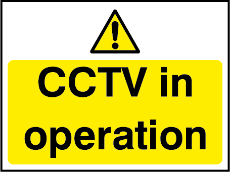 CCTV In Operation 2 Rectangle Labels