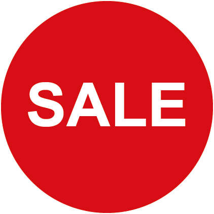 SALE Round Labels