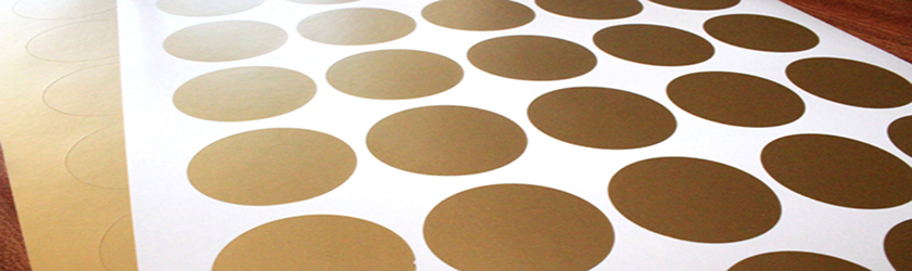 A Golden Opportunity! Gold A4 Sheet Labels From Flexi Labels