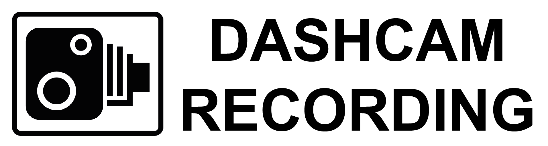 Dashcam recording labels